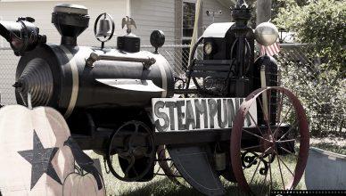 Renninger's Steampunk Industrial Show
