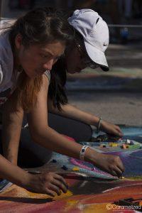 Street Painting Festival 2017